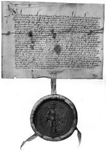 630px-Pergamentbrev,_Nordisk_familjebok